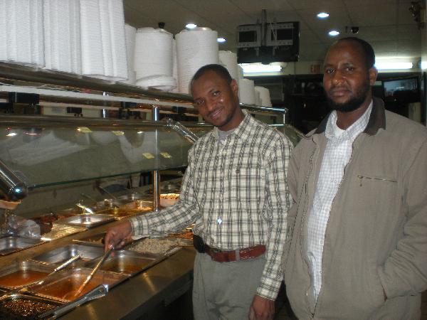 Cuisine les ambassadeurs de la gastronomie guinenne au for Au coeur de la cuisine